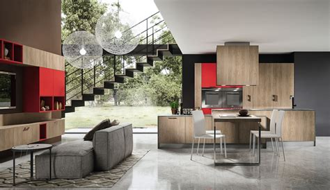 arredamento open space cucina salone la cucina soggiorno come arredarla cucine moderne
