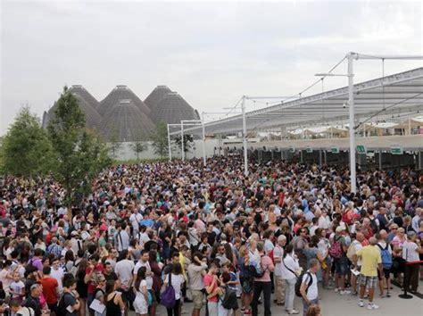 expo ingressi expo ingressi ancora in aumentomarted 236 11 la giornata