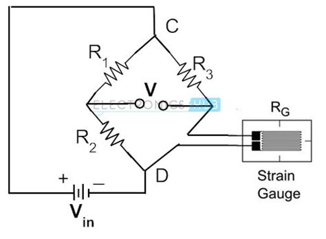 wheatstone bridge unknown resistor wheatstone bridge circuit theory exle and applications