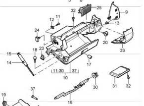 Mini Cooper Glove Box Latch Change Glove Box Latch On 997 1 6speedonline Porsche