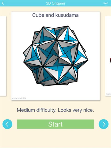 Paper Folding App - origami easy fold paper and make free app voor