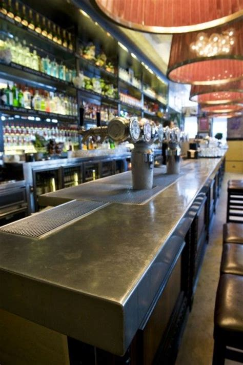 zinc bar top zinc bar top sugar mill hotel bar pinterest the o
