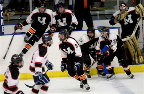 players bench salt lake city prep hockey murray wins state chionship thriller over