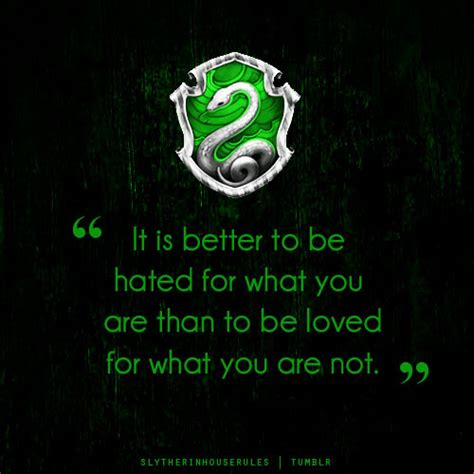 slytherin house slytherin house quotes quotesgram