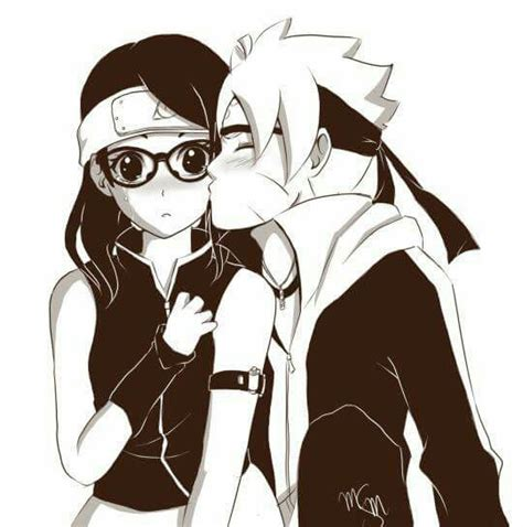 boruto x sarada lemon boruto and sarada anime couples