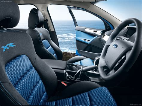 Ford Fg Falcon Xr6 Turbo Picture 35 Of 53 Interior My