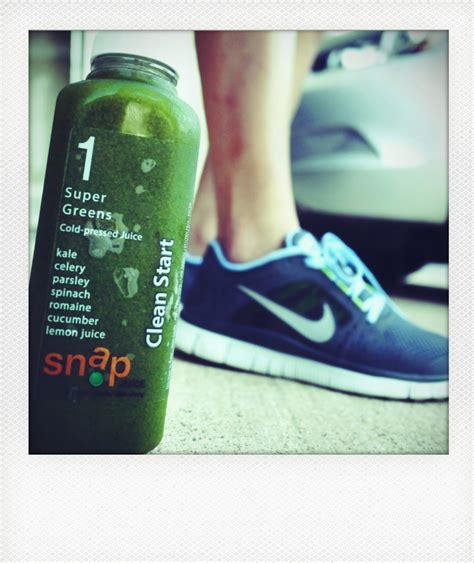 Snap Kitchen Juices by Snap Kitchen S Clean Start Juice Program
