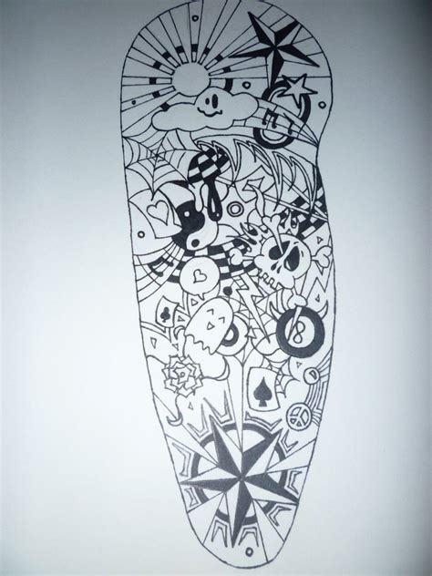 simple half sleeve tattoo designs simple half sleeve designs fantastic