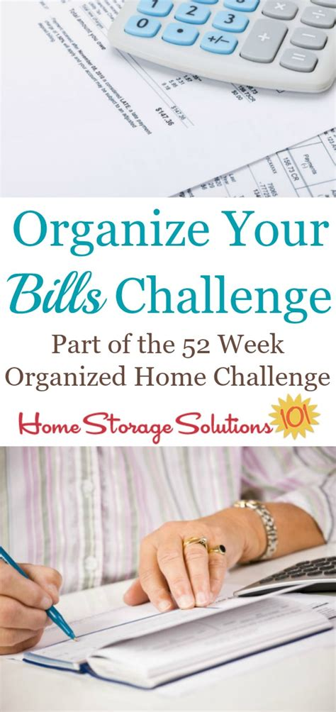 organize bills how to organize bills so they re paid on time and easy to find