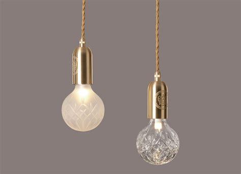 Light Bulb Necklace by Clear Bulb Pendant