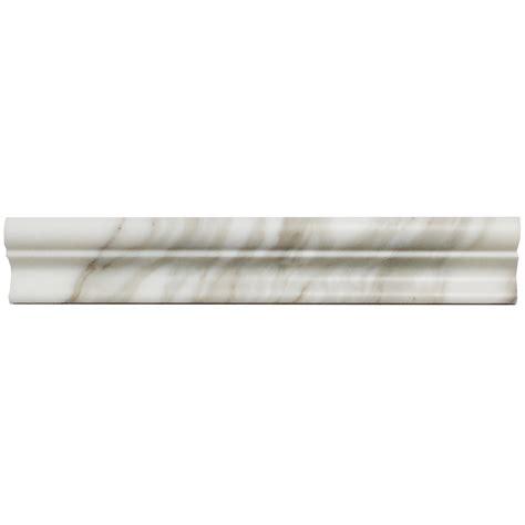 calcutta marble chair rail calacatta gold chair rail petraslate tile is a
