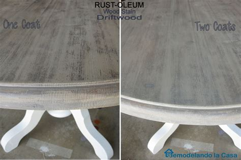 kitchen table and chairs makeover driftwood stain driftwood and chair makeover