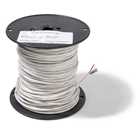 4 wire low voltage cable 4 conductor low voltage wire ledi