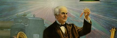 how did edison created the light bulb edison inventions history com