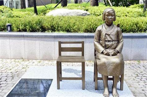 comfort women monument georgia town to install comfort women memorial canceled