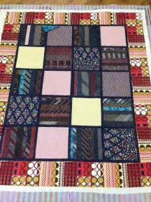 quilt made from silk ties silk tie quilts