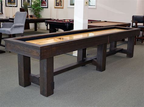 16 Best Shuffleboard Supplies Images On Pinterest Bar Shuffleboard Table