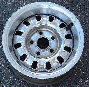 Ford Mustang Bolt Pattern 1968 Mustang Gt And 1969 Mach I Wheel 14x6 5 Lug 4 189