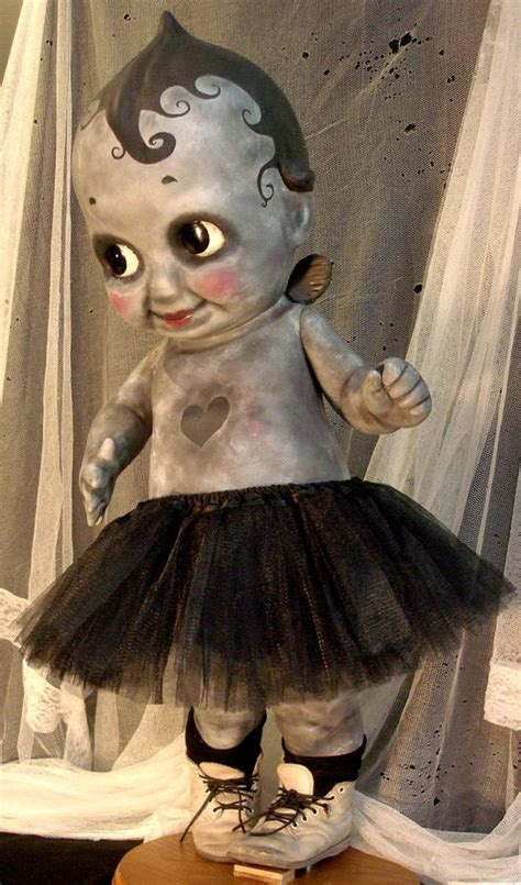 haunted kewpie doll dead dolls by d l marian