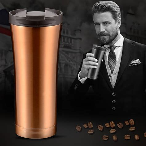 Terlaris Tumbler Starbucks Stainless Steel Termos Botol 500ml starbucks tumbler stainless promotion shop for promotional starbucks tumbler stainless on