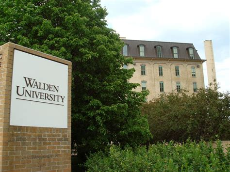 Accredited Mba Schools In Minnesota by Walden Degree Programs Majors And Admissions