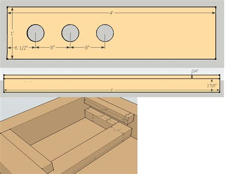 3 hole dimensions 3 hole washer game dimensions pictures to pin on pinterest