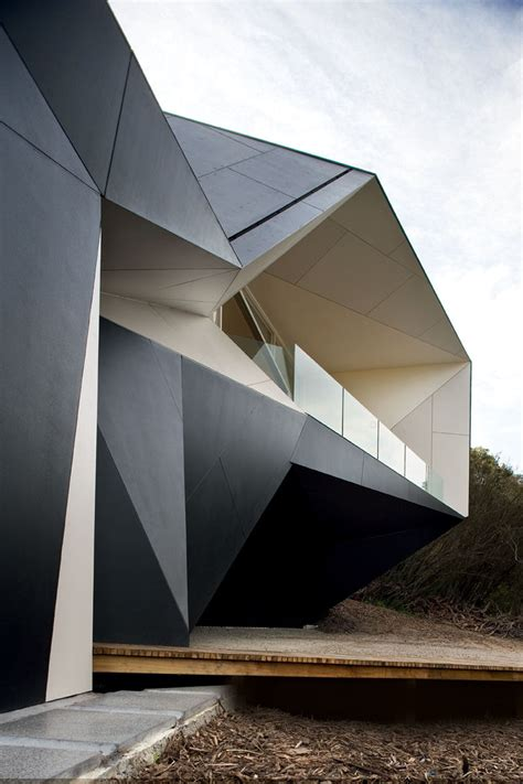 Architecture Origami - klein bottle house australia