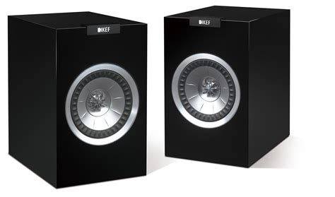 a1 sound kef r100 bookshelf speakers
