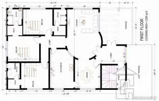Square One Floor Plan 1 kanal house map gharplans pk