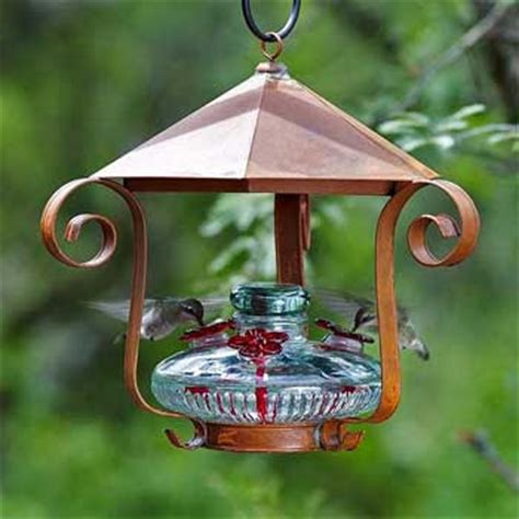 Decorative Hummingbird Feeders by Yard Envy Finding Your Bird Feeder