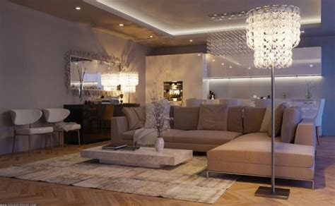 Light Decorations For Living Room Decorations Modern Open Living Room Design With