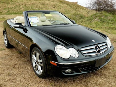 convertible cars mercedes convertible mercedes for sale 350 clk maryland