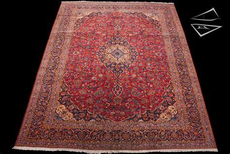 Persian Kashan Rug 11 X 15 Kashan Rug