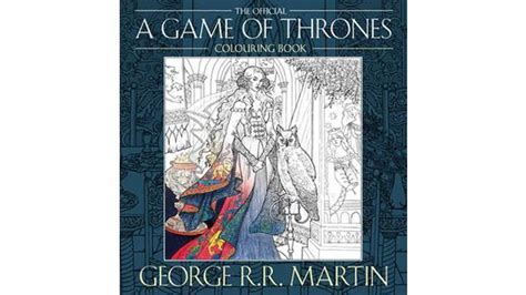 thrones coloring book crayon a feast for crayons the of thrones colouring book