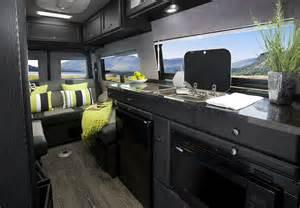 roadtrek launches new ebony interior design rv business