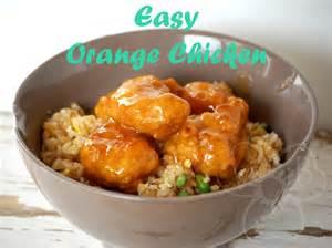 violet s buds easy orange chicken dinner recipe