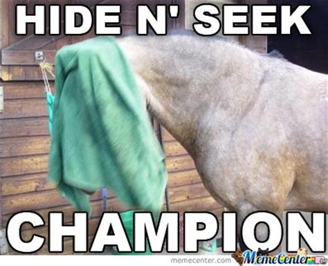 Hide And Seek Meme - hide n seek chion by brassrhino meme center
