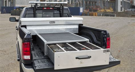 slide out truck bed storage introducing new slide out truck bed boxes buyers products