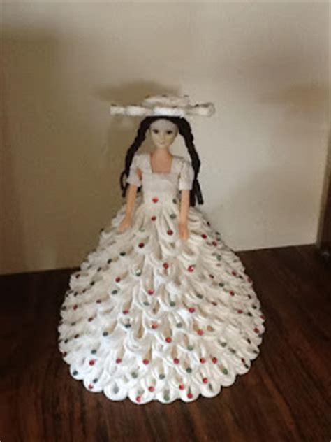 How To Make A Dress Out Of Tissue Paper - sylvia liu land my is so creative
