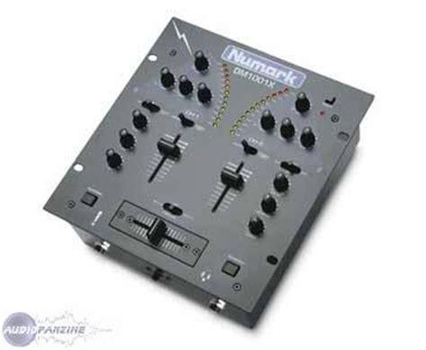 console numark dm1001x numark dm1001x audiofanzine