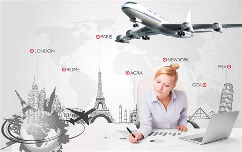How To Start An Online Travel Agency Working From Home - image gallery travel agency