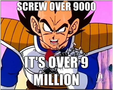 Its Over 9000 Meme - free halos sunday mornings go for a ride because the