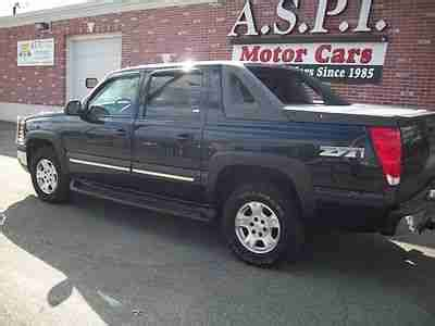 how to sell used cars 2004 chevrolet avalanche 1500 windshield wipe control sell used 2004 chevy avalanche 4x4 loaded z 71 lt in