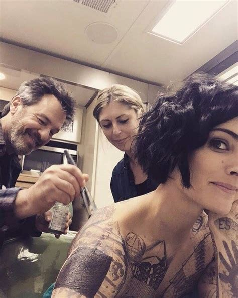 sullivan stapleton tattoo blindspot maintenance serials