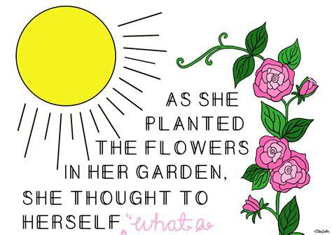 printable garden quotes create 30 no 25 wonderful world garden quote print