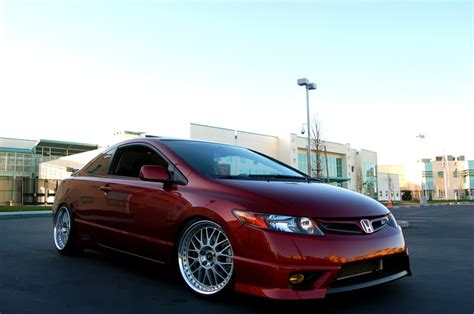 stancenation honda civic si yet another stanced honda civic si stancenation form