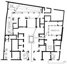 Plan Of A Pompeian House 1000 Images About Garden And On Pompeii Villas And Flashcard