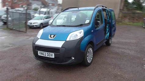 peugeot bipper tepee 2012 peugeot bipper tepee pictures information and