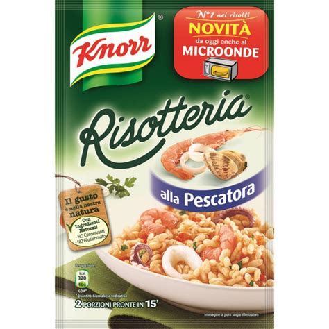 Buy Seafood Risotto Pescatora Knorr online