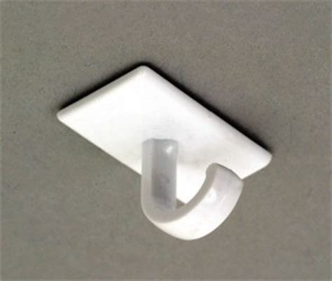 Adhesive Ceiling Hooks by Ceiling Hook For Hanging Display Alplas